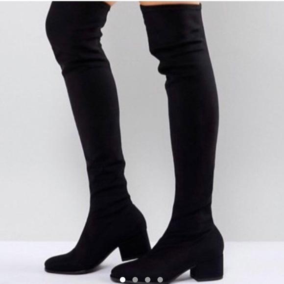 1f2e99b231a Vagabond Daisy Over the Knee Boots